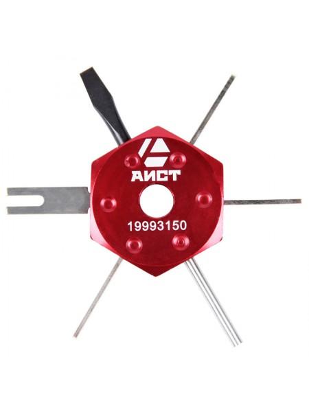 Инструмент для работы с конекторами 6в1 19993150