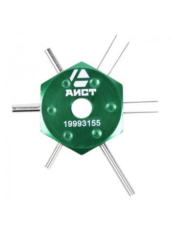 Инструмент для работы с конекторами 6в1 19993155