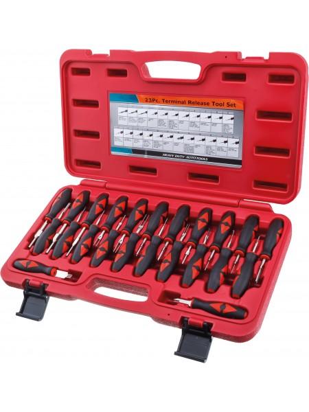 Набор приспособлений для разъединения электрических разъемов, 23 предмета KA-2994A