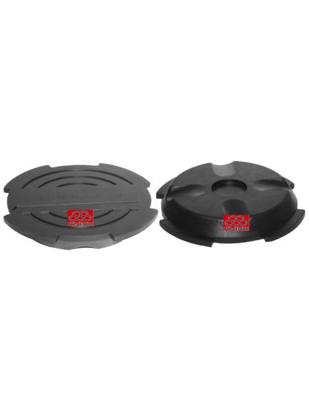Резиновая опора на домкрат подкатной (NORDBERG) 1003