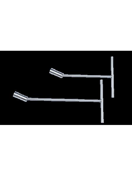Вороток Т-обр. со свечной головкой 16мм 1305-15M16