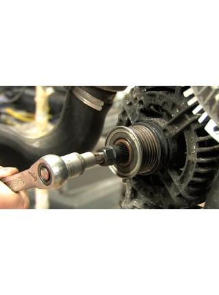 Ключ для фиксации шкива генератора VAG 67414115