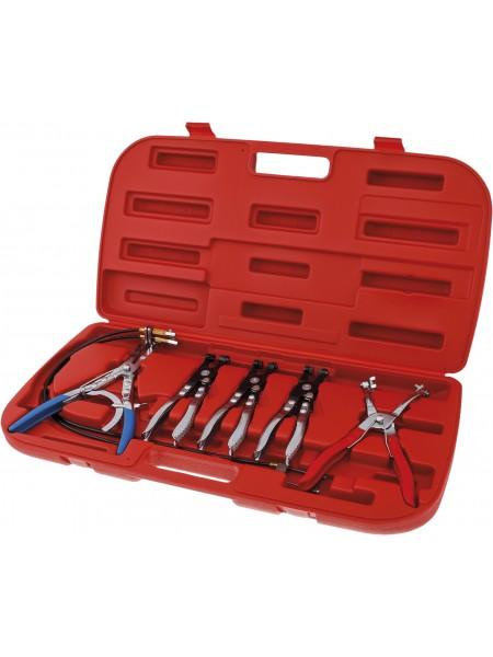 Универсальный набор для снятия/установки шлангов и хомутов KA-7521K