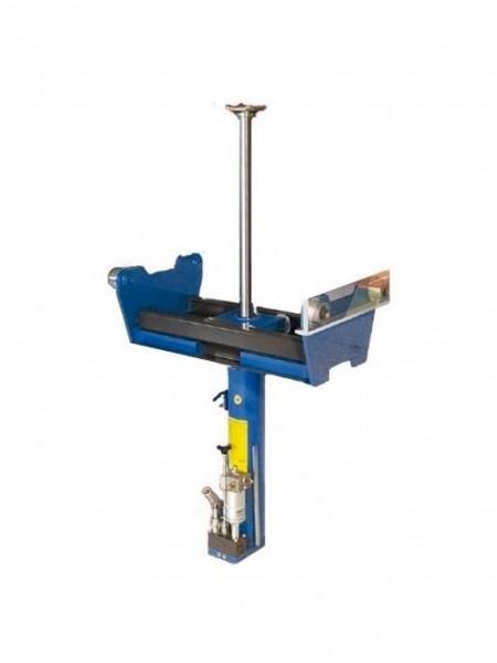Подъёмник канавный передвижной, грузоподъёмность - 10,0 тн. П114Е-10