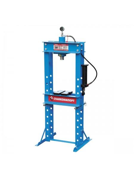 Гидравлический пресс 30 тонн SD0808B