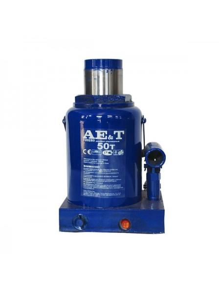 Домкрат гидравлический бутылочный 50 тонн T20250