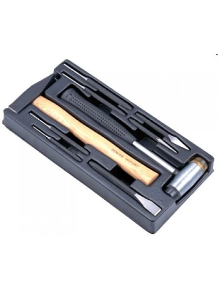 Ложемент: молотки и выколотки (9 предметов) TT-13