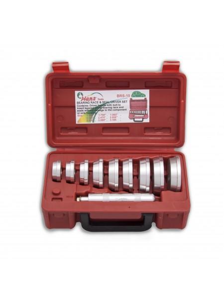 Комплект оправок для подшипников и сальников BRS-10