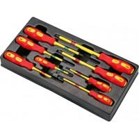Ложемент отвертки для электрика, 8 предметов TT-41