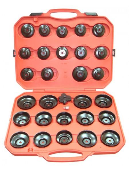 """Набор ключей для масляных фильтров, 30 предм., 1/2"""" и 3/8"""" KA-4424K"""