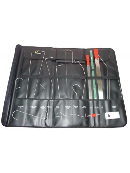 Набор инструментов для открывания дверей - 17 предметов KA-6633