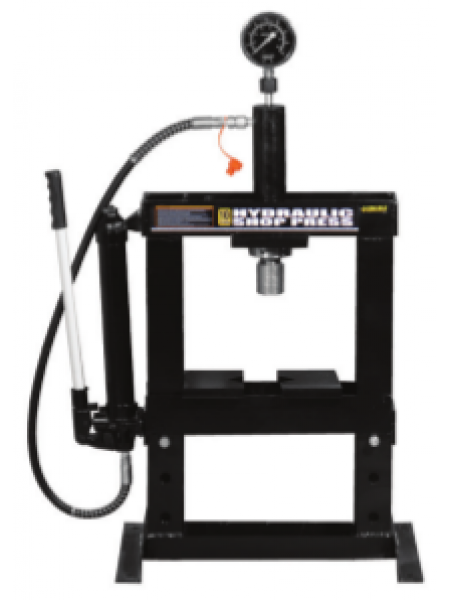Пресс гидравлический с манометром 10 т 6206011-863210