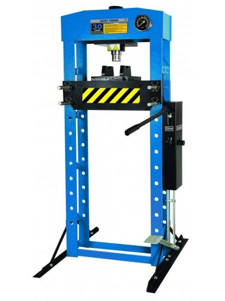 Гидравлический пресс 30 тонн с ножным приводом SD0824