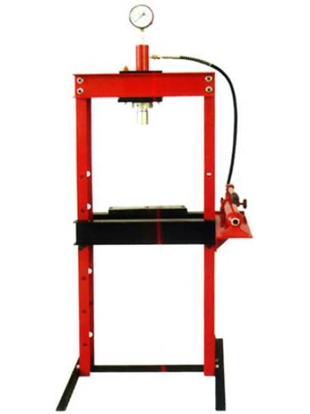 Пресс напольный гидравлический 10 т, ручной ZX0901Е