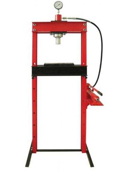 Пресс напольный гидравлический, ручной 20 т  ZX0901F