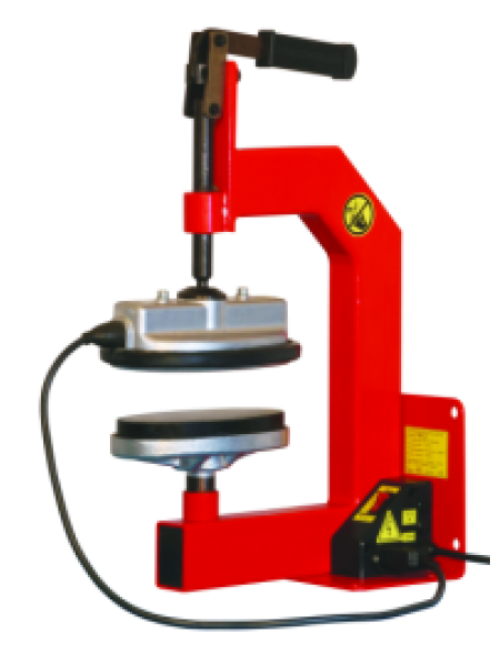 Вулканизатор для ремонта местных повреждений камер легковых и грузовых автомобилей Малыш