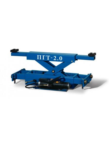 Пневмо-гидравлическая траверса 2 тонны ПГТ-2.0