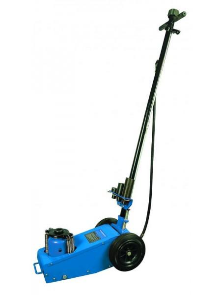 Пневмо-гидравлический подкатной домкрат на 22 т SD1902