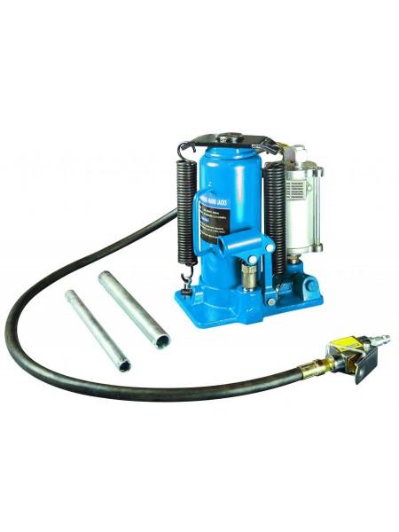 Бутылочный пневмо-гидравлический домкрат на 12 тонн SD2001