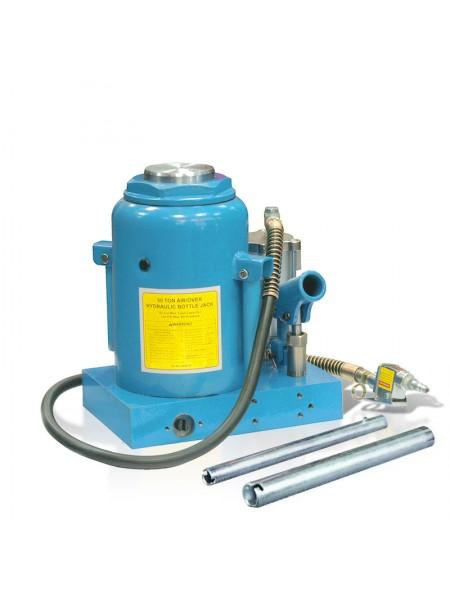 Бутылочный пневмо-гидравлический домкрат на 50 тонн SD2004