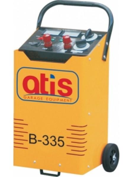 Автоматическое пуско-зарядное устройство, максимальный стартовый ток 335 А B-335