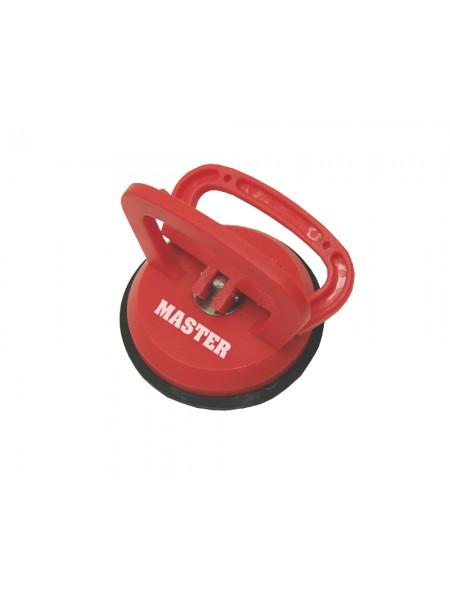 Съемник вакуумный (присоска) одинарный, 45 кг, d=100 мм, пласт. 67341601-м