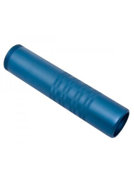 Корпус для шприца 400 см3 средняя часть (с двумя резьбами) 67364101-2p
