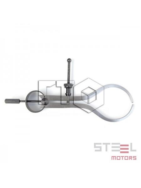 Кронциркуль для наружных измерений с винтом 150мм 10504