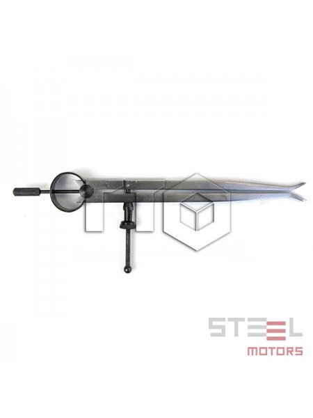 Кронциркуль для внутренних измерений с винтом 125 мм 10485
