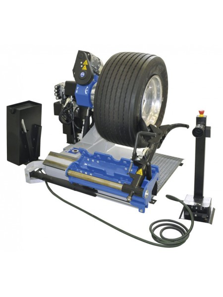 Шиномонтажный стенд для грузовых колес Giuliano S557